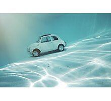 FIAT underwater Photographic Print