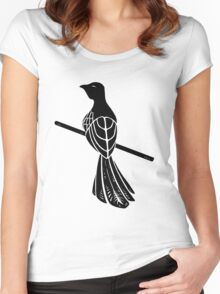 House Baelish Sigil Women's Fitted Scoop T-Shirt