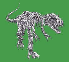 Steampunk T-Rex Kids Clothes