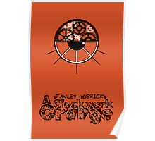 A Clockwork Orange Poster Poster