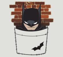 Pocket Batman by Guidux