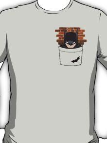 Pocket Batman T-Shirt