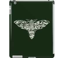 Moth Paper-Cut iPad Case/Skin