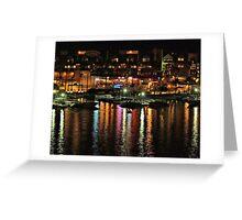 London Bridge Resort Greeting Card