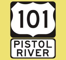US 101 - Pistol River Kids Clothes