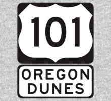 US 101 - Oregon Dunes Kids Clothes