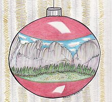Have A Yosemite Ball For Christmas! by merrilymccarthy