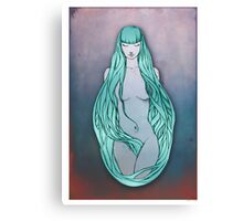Nymphe #3 Canvas Print