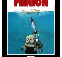 Minion (Jaws) by alecxps