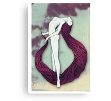 Nymphe #2 Canvas Print