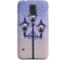 Street Lamps Samsung Galaxy Case/Skin