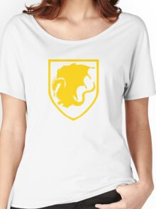 Pendragon crest Women's Relaxed Fit T-Shirt