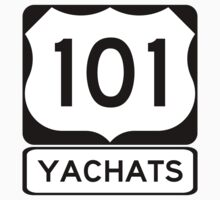 US 101 - Yachats by IntWanderer