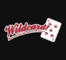 Red 5 Wildcard Kids Clothes