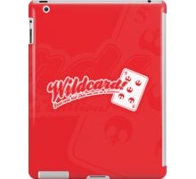 Red 5 Wildcard iPad Case/Skin