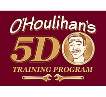 O'Houlihans 5D Training Program Photographic Print