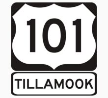 US 101 - Tillamook Kids Clothes