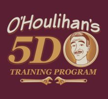 O'Houlihans 5D Training Program by DoodleDojo