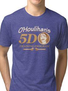 O'Houlihans 5D Training Program Tri-blend T-Shirt