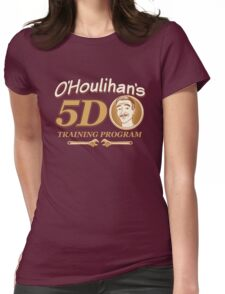 O'Houlihans 5D Training Program Womens Fitted T-Shirt