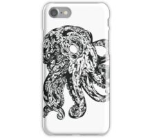 From below the depths iPhone Case/Skin