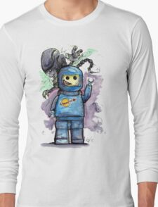 Spaced Out! Long Sleeve T-Shirt