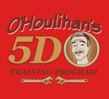 O'Houlihan's 5D Training Program - Dark Kids Clothes