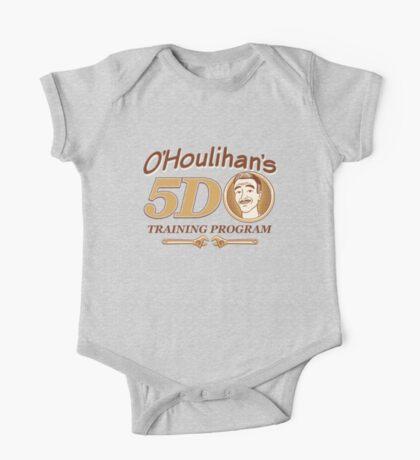O'Houlihan's 5D Training Program - Dark One Piece - Short Sleeve