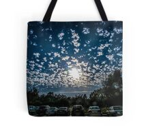 Magnificent Sky and Clouds No 4 Tote Bag