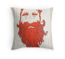 beardsworthy Throw Pillow