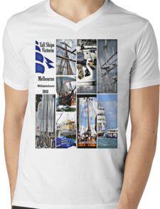 Melbourne Festival Mens V-Neck T-Shirt