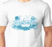 Tea Under the Sea Unisex T-Shirt