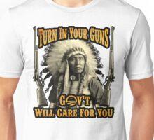 Turn in your Guns Unisex T-Shirt