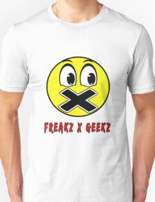 Red and yellow freaks and geeks T-Shirt