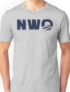 NWO- New World Order parody Unisex T-Shirt
