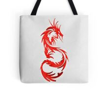 Red Dragon by Pierre Blanchard Tote Bag