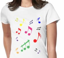 Music LifeT-Shirts & Hoodies Womens Fitted T-Shirt