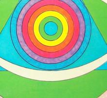 Gong Logo Sticker