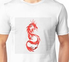 Red Dragon by Pierre Blanchard Unisex T-Shirt