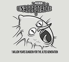 Unacceptable Unisex T-Shirt