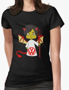 lovely vw T-Shirts & Hoodies Womens Fitted T-Shirt