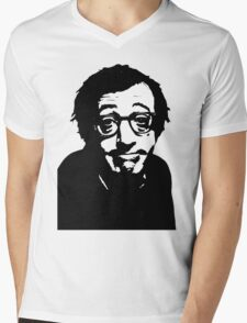 Woody is Woody Mens V-Neck T-Shirt