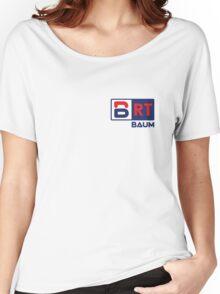 BAUM Royal Tennenbaums Shirt Women's Relaxed Fit T-Shirt