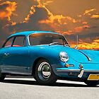 1965 Porsche 356 SC Coupe by DaveKoontz