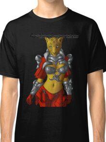 Anthromorphs Leopard Classic T-Shirt