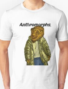 Anthromorphs Lion T-Shirt
