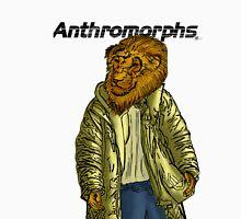 Anthromorphs Lion Unisex T-Shirt