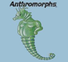 Anthromorphs Seahorse by draon