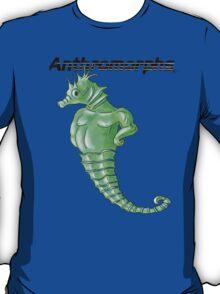 Anthromorphs Seahorse T-Shirt