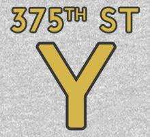375th Street Y - Royal Tenenbaums Tshirt Baby Tee